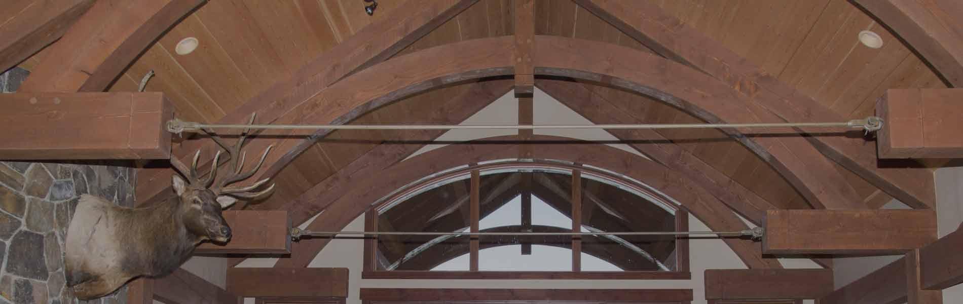 Permalink to: Timber Framing